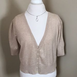 Old Navy Cropped Cardigan - Size. XL
